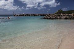 St Lucia karibisk ö Fotografering för Bildbyråer