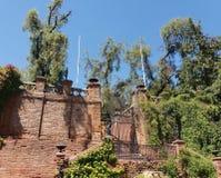 St Lucia Park do castelo do fidalgo Fotos de Stock Royalty Free
