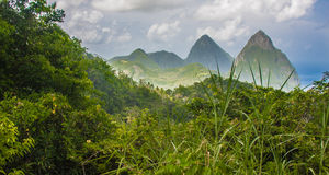 St. Lucia Royalty Free Stock Images