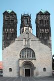 St Ludgeri in Muenster Royalty Free Stock Image