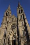 St Ludmila Church Stock Photography