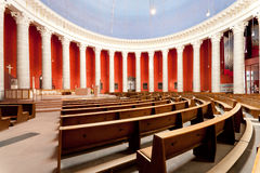 St Ludwigs catholic church Darmstadt Stock Photos