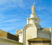 St ludwika cmentarz Zdjęcia Royalty Free