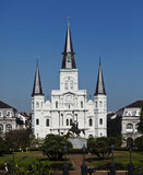 St ludwika Katedra Zdjęcia Royalty Free