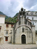 St. Luka's Church, Kotor, Montenegro Stock Photos