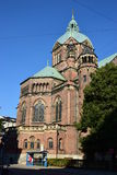 St Lukas church in Munich, Germany Royalty Free Stock Image