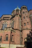 St Lukas church in Munich, Germany Stock Images