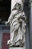 St Luke евангелист стоковая фотография rf