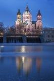 St Luke Church royaltyfri fotografi
