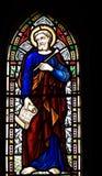 St Luke de Evangelist Stock Foto's