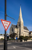 St Luke`s Anglican Church Royalty Free Stock Image