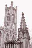 St Luke's Church Ruins, Liverpool, England Royalty Free Stock Photography