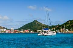 St Maarten Royaltyfri Fotografi