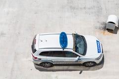 St. Maarten Customs Vehicle Royalty Free Stock Photos