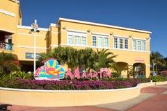 St Maarten, Philipsburg Immagine Stock Libera da Diritti