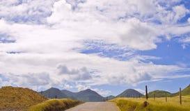 St Maarten tropical island Stock Images