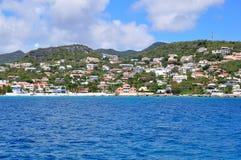 St.Maartin, caribbean island Stock Photo