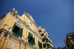St. in Macau lizenzfreie stockbilder
