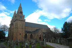 St Machar Cathedral, City of Aberdeen Stock Images