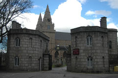 St Machar Cathedral, City of Aberdeen Stock Photography