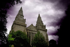 St Machar's Cathedral Royalty Free Stock Photography
