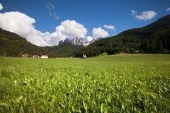 St. Magdalena village Stock Image