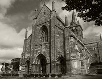 St. Magnus Cathedral Royalty Free Stock Photo