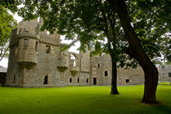 St Magnus Cathedral, isola di Orkney Scozia immagini stock