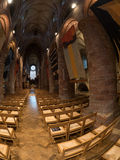 St. Magnus Cathedral. Naive of St. Magnus Cathedral, Kirkwall, Orkney Stock Photography
