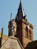 St Magnus Cathedral, Orkneys Royaltyfria Foton