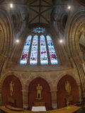 St. Magnus Cathedral. St Rognvald Chapel in St. Magnus Cathedral, Kirkwall, Orkney Royalty Free Stock Photos