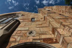 ST. MALACHI CHURCH Stock Photo