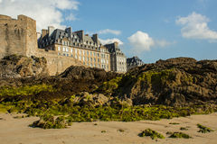 St. Malo Royalty Free Stock Photography