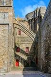 St Malo, Bretagne, Frankrijk Royalty-vrije Stock Foto