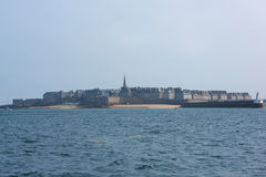 St Malo, Brittany, France Royalty Free Stock Photos
