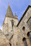St malo cathedral Stock Photo