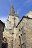 St malo cathedral Royalty Free Stock Photo