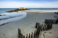St Malo Stock Photography