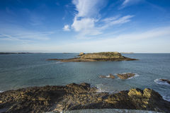 St Malo Royalty Free Stock Photography