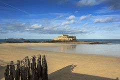 St Malo Royalty Free Stock Images