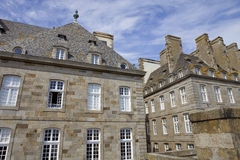 St malo houses Stock Photography