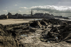 St. Malo Stock Photography