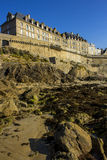 St. Malo Royalty Free Stock Photo