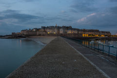 St. Malo Stock Images