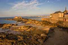 St. Malo Royalty Free Stock Images
