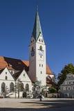 St. Mang in Kempten Stock Image