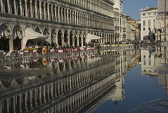St Marc square venice. Royalty Free Stock Photos