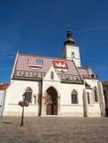 st marco церков Стоковое Фото
