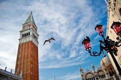St Marco della piazza Fotografia Stock