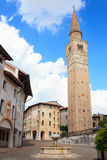 St. Marco square, Pordenone Stock Photos